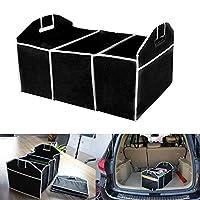 Trunk Organizer Collapsible Folding Caddy Car Truck Auto Storage Bin Bag Free shipping