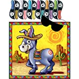 Donkey Game (mask & 12 tails included) Party Accessory  (1 count) (1/Pkg)