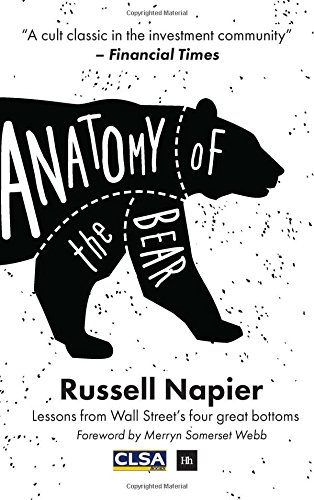 Anatomy Of The Bear  Lessons From Wall Streets Four Great Bottoms