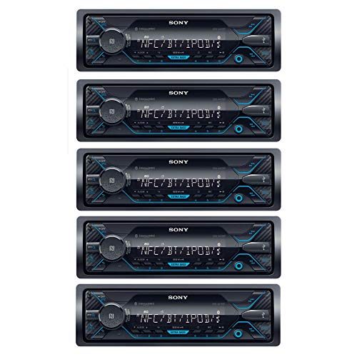 Sony DSXA415BT Digital Media Receiver with Bluetooth Technology (5 Pack)