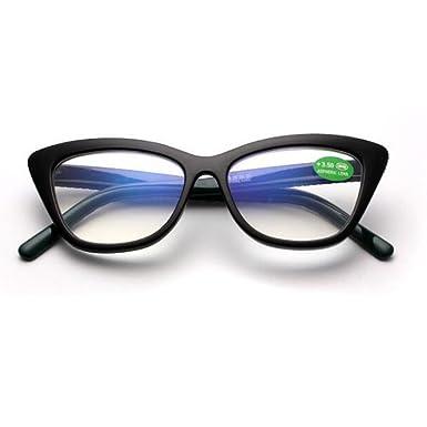 f6dc02827a7 Inlefen Fashion Reading Glasses Women Cat Eye Frame Glasses Retro Presbyopia  Prescription Eyeglasses +1.5 +