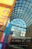 Fordham University School of Law, Robert J. Kaczorowski, 0823239551