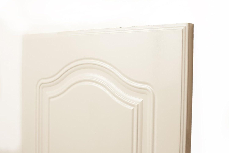 Küche Schranktüren Ersatzbestückung Schrank weiß mit Kathedrale Arch ...