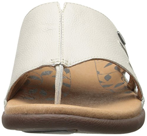 Acorn Vrouwen Prima Cut-out Thong Sandal Bone