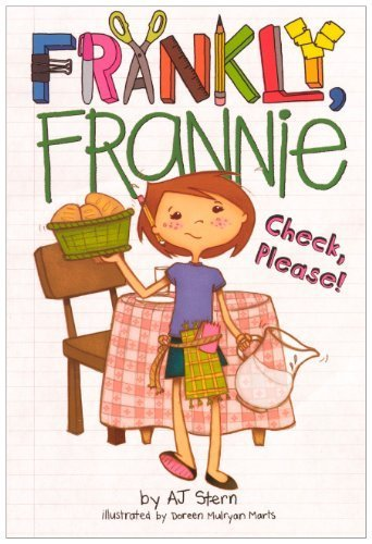 Check, Please! (Turtleback School & Library Binding Edition) (Frankly, Frannie (Pb)) by A. J. Stern (2010-09-16)