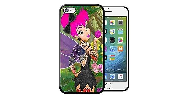 Carcasa para iPhone y Samsung la Campanilla Tinkerbell Disney ...