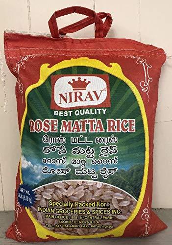 NIRAV ROSE MATTA RICE - 20 LBS