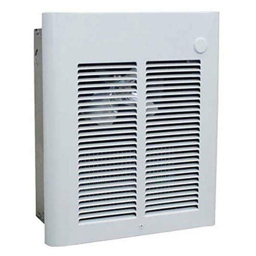 - Berko Small Room Fan-Forced Wall Heater, 2000W, 208V