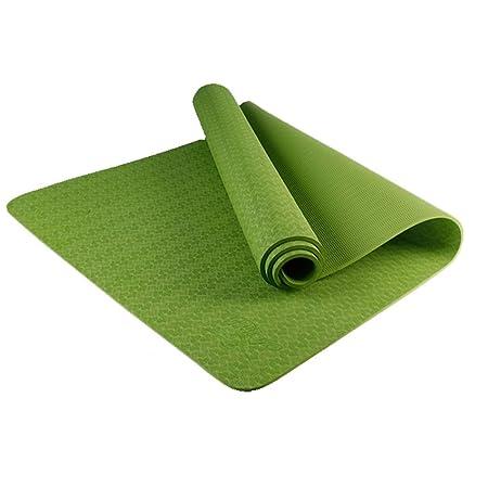 SMBYLL Estera de Yoga Que se ensancha 80 cm sin Sabor Doble ...