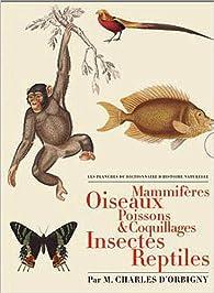 Les planches du Dictionnaire d'Histoire Naturelle - Coffret 5 vol. par Charles d' Orbigny