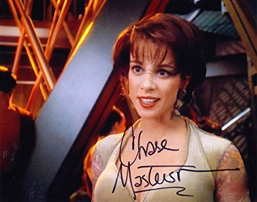 CHASE MASTERSON as Leeta - Star Trek: Deep Space Nine GENUINE AUTOGRAPH from Celebrity Ink