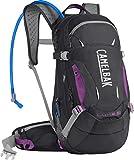 CamelBak l.U.x.E. LR 14 100 OZ, Charcoal/Light Purple