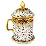 NOVICA Thai Celebration' Benjarong Porcelain Mug