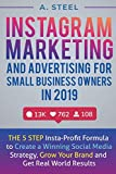 Instagram Marketing and Advertising for Small