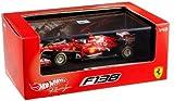 Ferrari F138 Fernando Alonso 1:43rd Scale Hotwheels