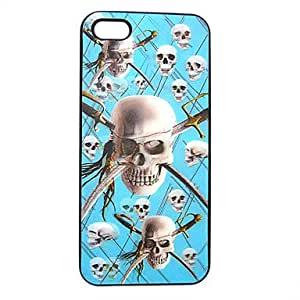 Fshion 3D Effect Hard Case Back Cover for iPhone5