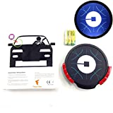 #6: 2017 Uber Logo Glowing Led Light Sign Car Taxi Wireless UBER Sign For Cab Driver