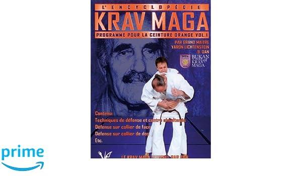 Amazon.com  Krav Maga Programme pour la ceinture Orange Vol. 1  -  Movies    TV 89db5a02f2c