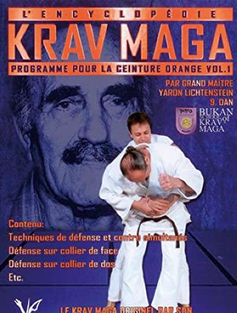 Image Unavailable. Image not available for. Color  Krav Maga Programme pour  la ceinture Orange ... 3046f9ea3b4