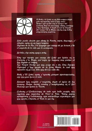 La alquimia de los trabajadores de la luz: reiki y el grial (Spanish Edition): Luisa maria Sierra: 9781291369366: Amazon.com: Books