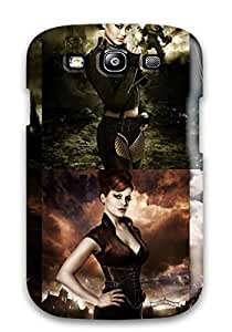 Galaxy S3 Babes In Sucker Punch Movie Print High Quality Tpu Gel Frame Case Cover