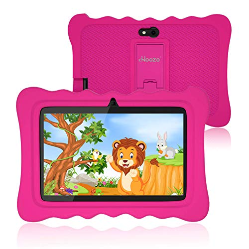 Kids Tablet 7 Inch, Andriod 9.0 Tablet for Kids, 2GB +16GB, Kids Mode Pre-Installed, Educational Apps, Games, Camera and…