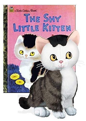 YOTTOY The Shy Little Kitten Soft Toy Collection (Shy Little Kitten Gift Set)