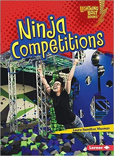 Amazon.com: Ninja Competitions (Lightning Bolt Books ...