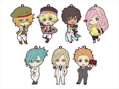 ô Maji LOVE2000% 02 BOX of Nendoroid Plus Trading Rubber Strap Uta no Prince-sama