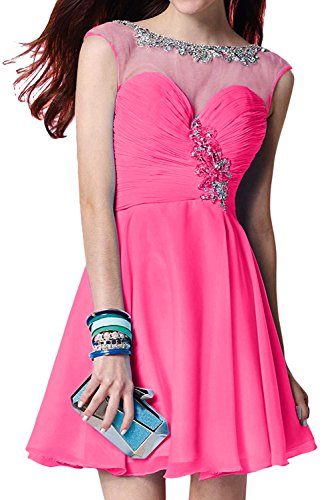 TOSKANA BRAUT - Vestido - trapecio - para mujer rosa 60