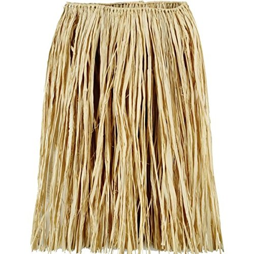 Amscan Adult Natural Grass Party Skirt