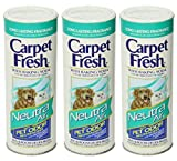 Carpet Fresh 27900 NeutraAir Pet Odor Neutralizer