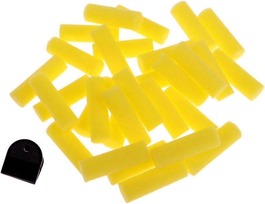 Toygogo Tenis De Mesa Limpieza Esponja Ping Pong Paddle Cleaner Racket Care Kit
