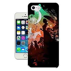 Linch DIY Popular WAITING FOR LOVE Hard Cover Case Fit for Apple iPhone 5/5S
