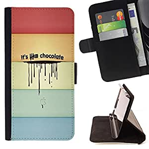 - Funny Kidding - - Premium PU Leather Wallet Case with Card Slots, Cash Compartment and Detachable Wrist Strap FOR Samsung Galaxy S6 G9200 King case