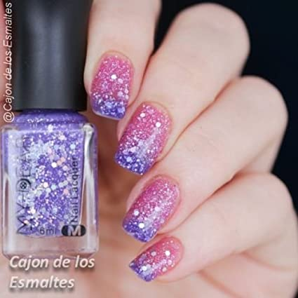 Buy Generic 2gbox Nail Art Shiny Glitter Mirror Effect Gel Polish
