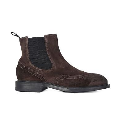 Chaussures Frau Suede Caffe J6DclzxPB