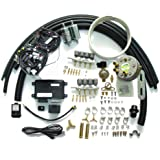Logas Propane LPG Sequential Injection System Conversion Kits for 8 Cylinder fuel injected gasoline Cars