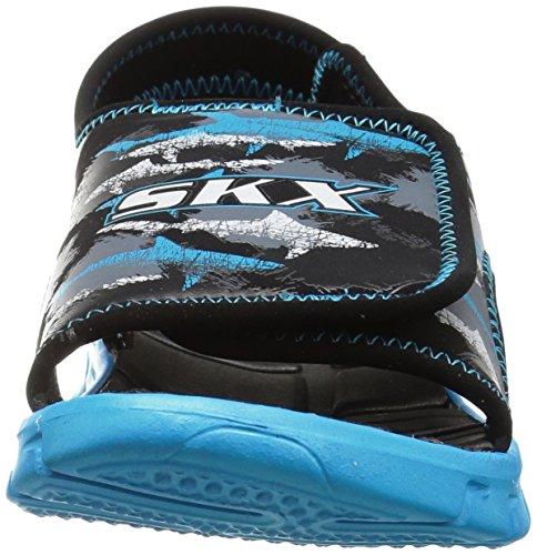 Skechers Jungen Synergize Sandalen Blau