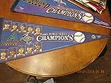2001 Arizona Diamondbacks World Series champions pennant Picture