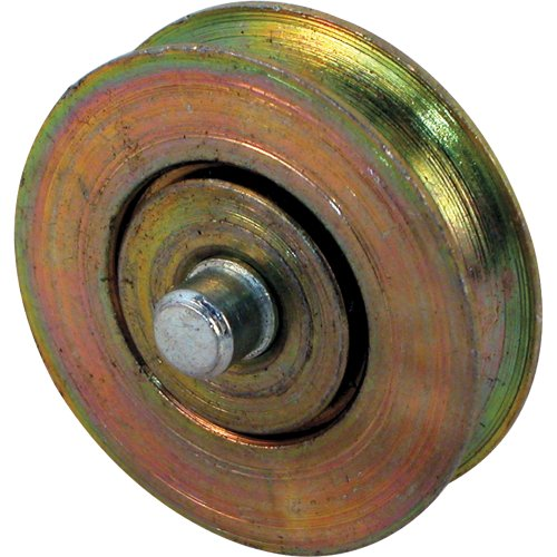 Prime-Line Products D 1766 Sliding Door Roller with Axle 1-1/2-Inch Steel Ball (Roller Ball Drain)
