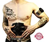 level belt - NORTHERN SPORT ABS Stimulator - Fitness Equipment - Abdominal Toning Belt - Fat Burner - 6 Modes & 10 levels with Simple Operation - Muscle Trainer for Men, Women