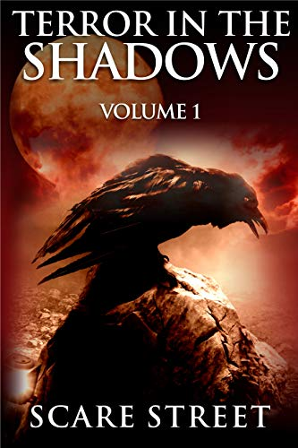 Terror in the Shadows Vol  1: Horror Short Stories Collection with Scary  Ghosts, Paranormal & Supernatural Monsters