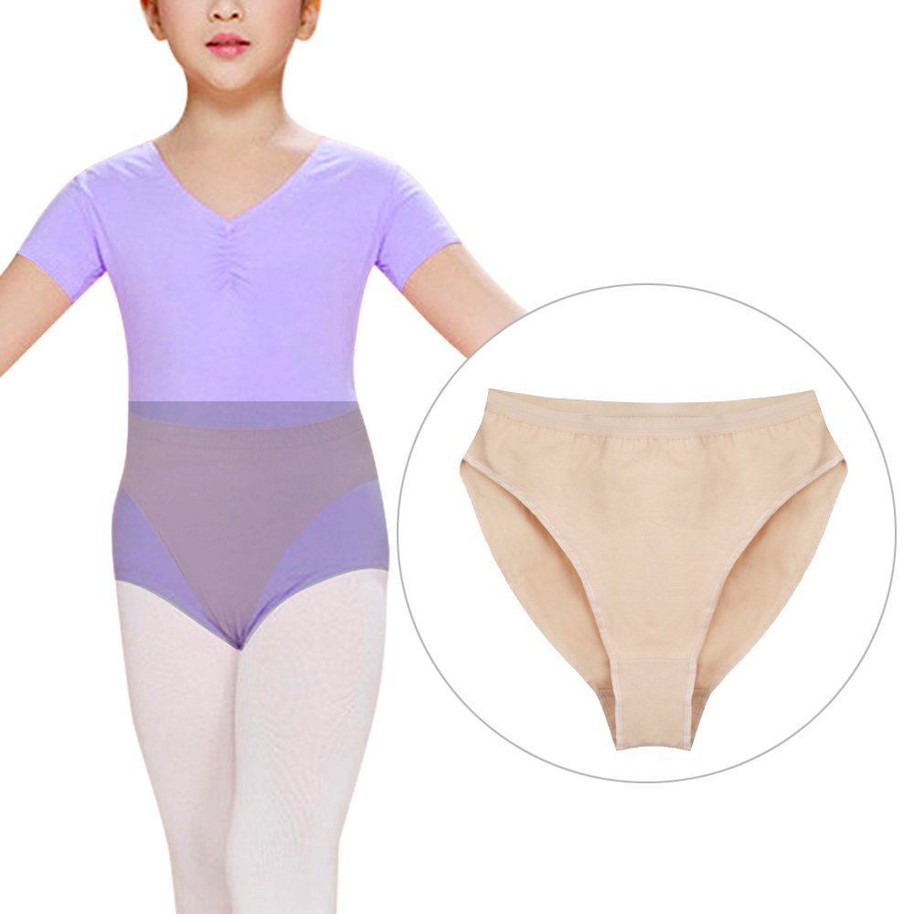 Girls spandex nude Young non