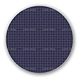 Midnight Sparkles Lazy Susan: Medium, Black Melamine Turntable Kitchen Storage Custom Printed