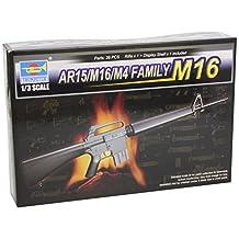 Trumpeter 1/3 AR15/M16/M4 Family M16 Machine Gun (japan import)
