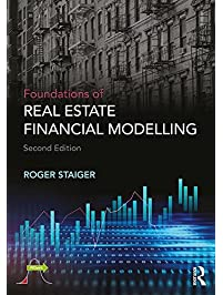 Amazon real estate books foundations of real estate financial modelling fandeluxe Image collections