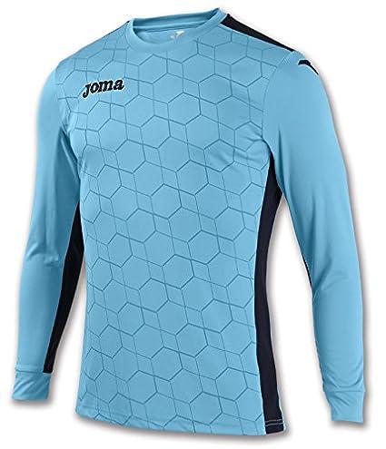 Joma - Camiseta Portero Derby II Turquesa flúor m/l para Hombre