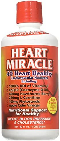 Century Systems - Heart Miracle, 32 oz Liquid