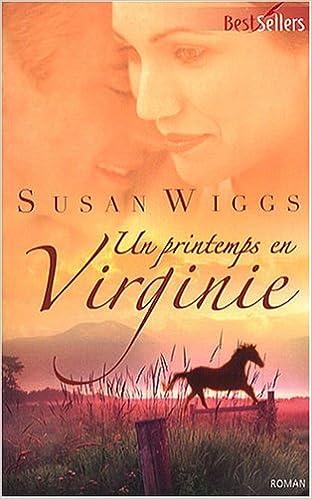 Un printemps en Virginie (Jade) (French Edition)